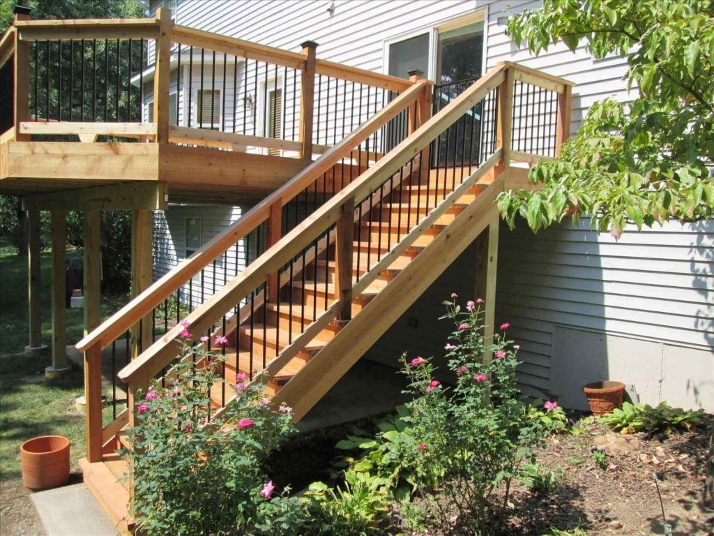 25 Best Outdoor Stairs Design Ideas Of 2020 - Modern ... on Backyard Stairs Design id=29004