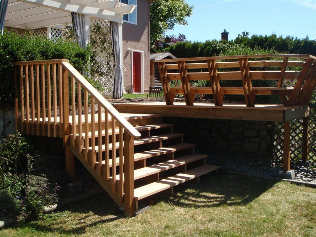 25 Best Outdoor Stairs Design Ideas Of 2020 - Modern ... on Backyard Stairs Ideas id=95163