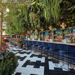 15 Garden Restaurant Design Ideas With Interior Look The Architecture Designs