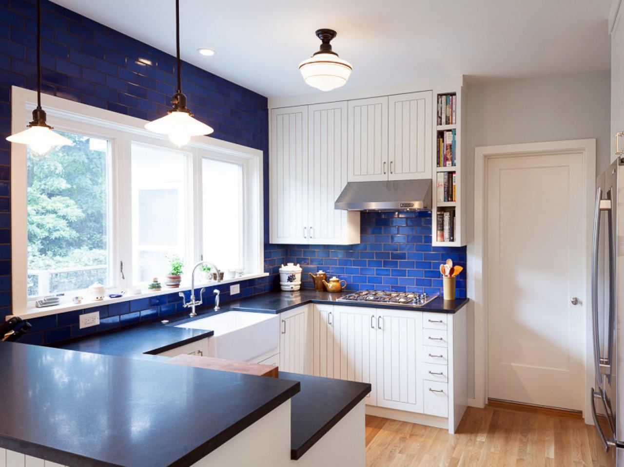 Beautiful Small Kitchen Designs for Tiny Space of a House ... on Small Kitchen Ideas  id=79412