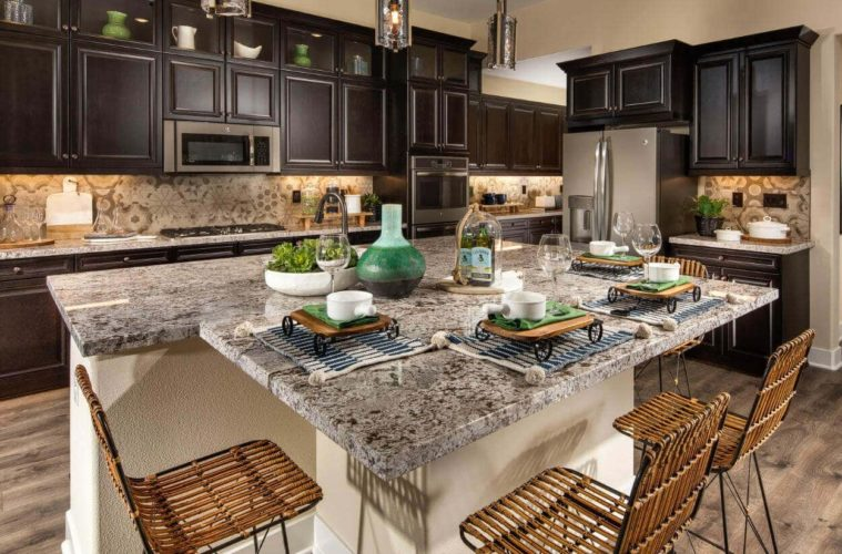 Mesmerizing Stunning Kitchen Island Design Ideas