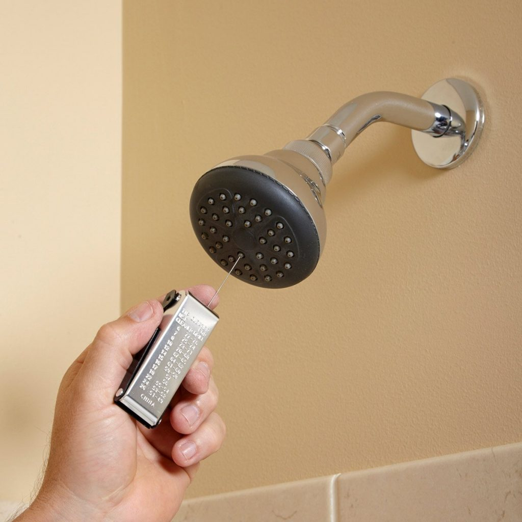 guide to repairing a faulty shower faucet