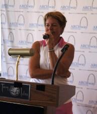 2017 ARCHway March 18th Golf - ARCHway Jan Stuckey