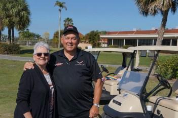 2017 ARCHway March 18th Golf -Gretchen _ Mark Doran