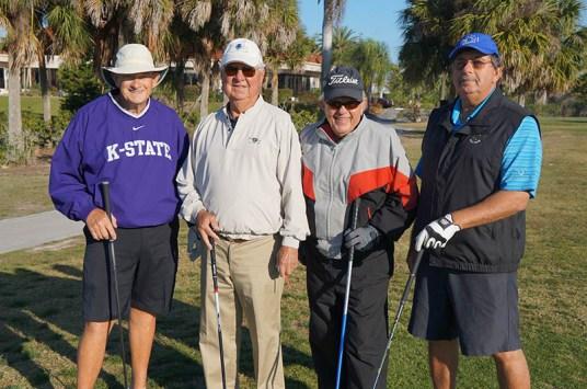2017 ARCHway March 18th Golf - Wayne Wallerman-Peyton Coles-Rich Laubengayer-Vinney Pedalino