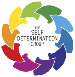 The Self Determination Group logo