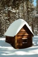 Hibernating washhouse