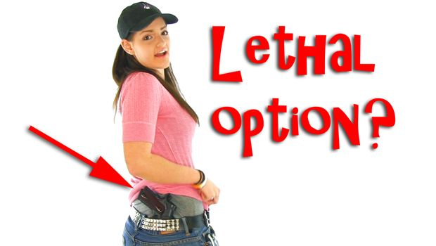 Concealed Carry - What to Carry