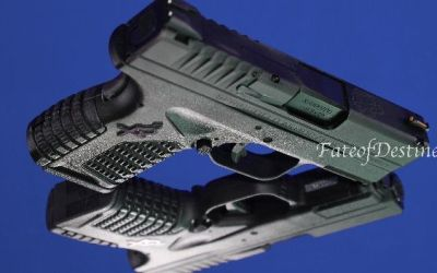 Springfield XD-S 9 Revisited: Full Review - TheArmsGuide.com