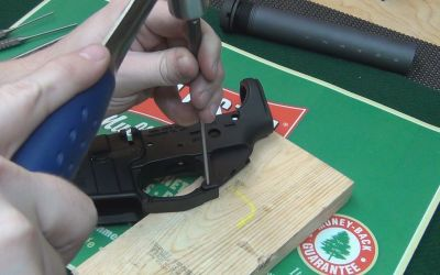Build an AR-15 Lower Receiver - thearmsguide.com