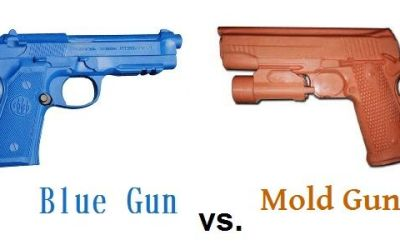 DIY Kydex Holster Tip: Blue Guns vs. Mold Guns - TheArmsGuide.com