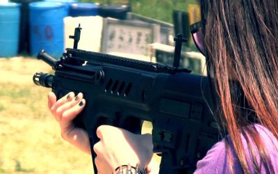 Photo Friday: IWI Tavor - TheArmsGuide.com