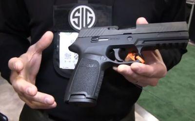 Sig P320 - thearmsguide.com