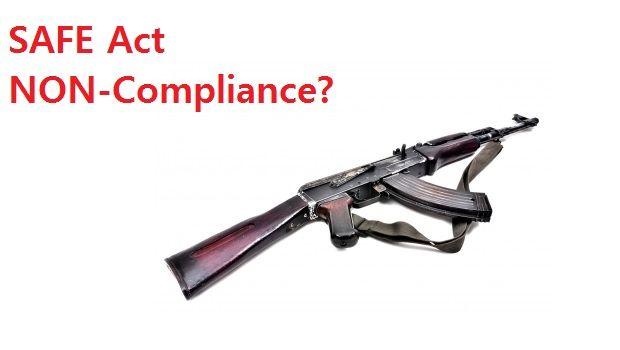 SAFE Act Non-Compliance? - TheArmsGuide.com