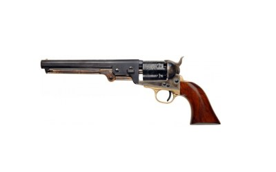 Colt 1851 Navy Revolver: World's First Carry Gun - TheArmsGuide.com