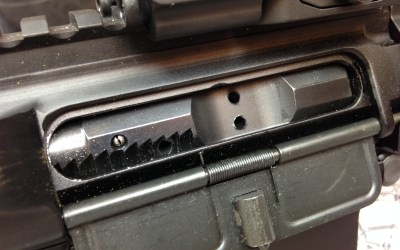 Leitner-Wise Mfg. Black Nitride BCG - thearmsguide.com