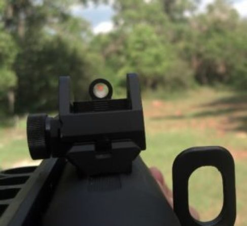 Mossberg 930 Peep sights