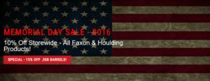 Memorial Day Sale -1