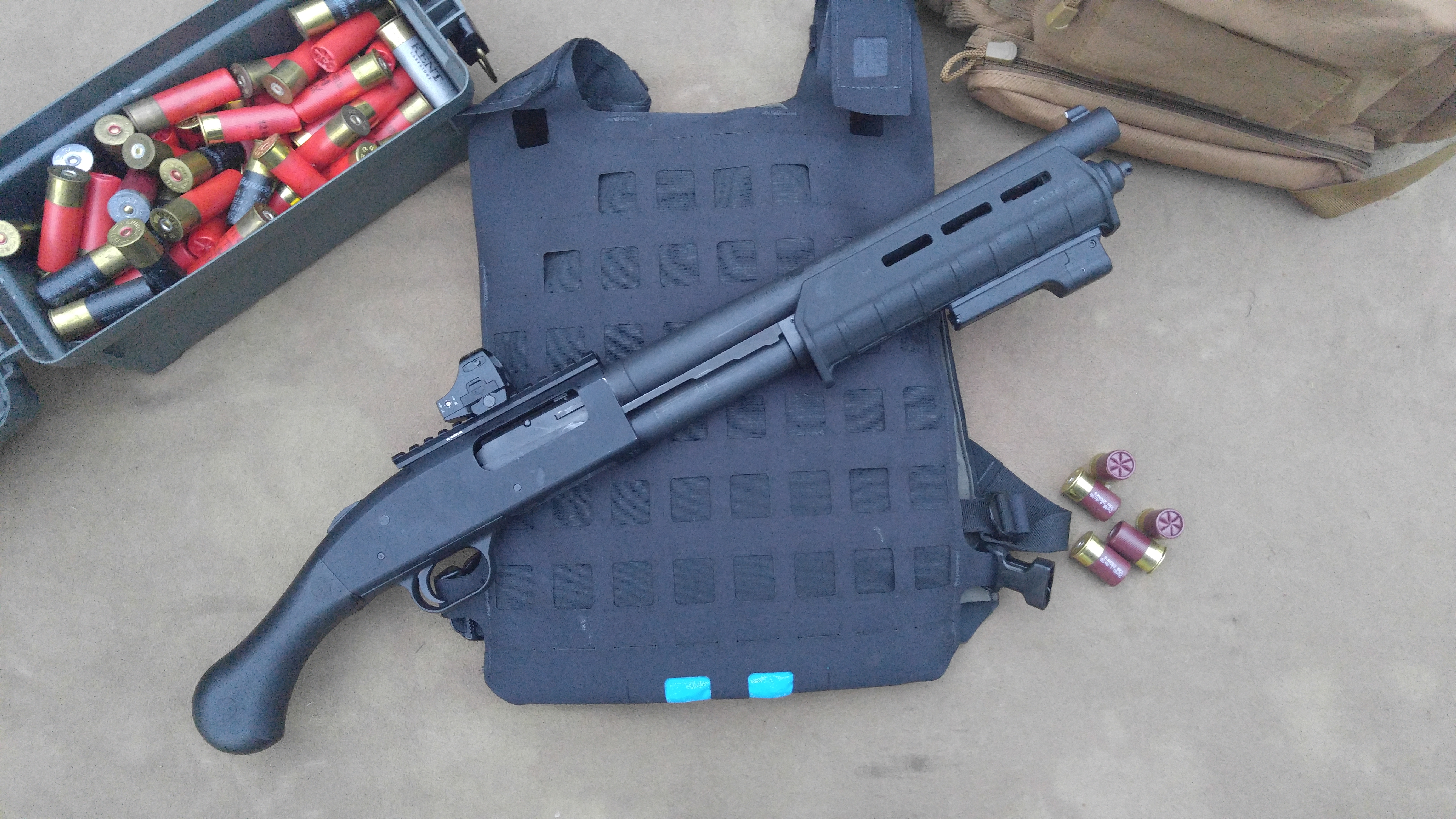 Meosight 3 with 590 and vest