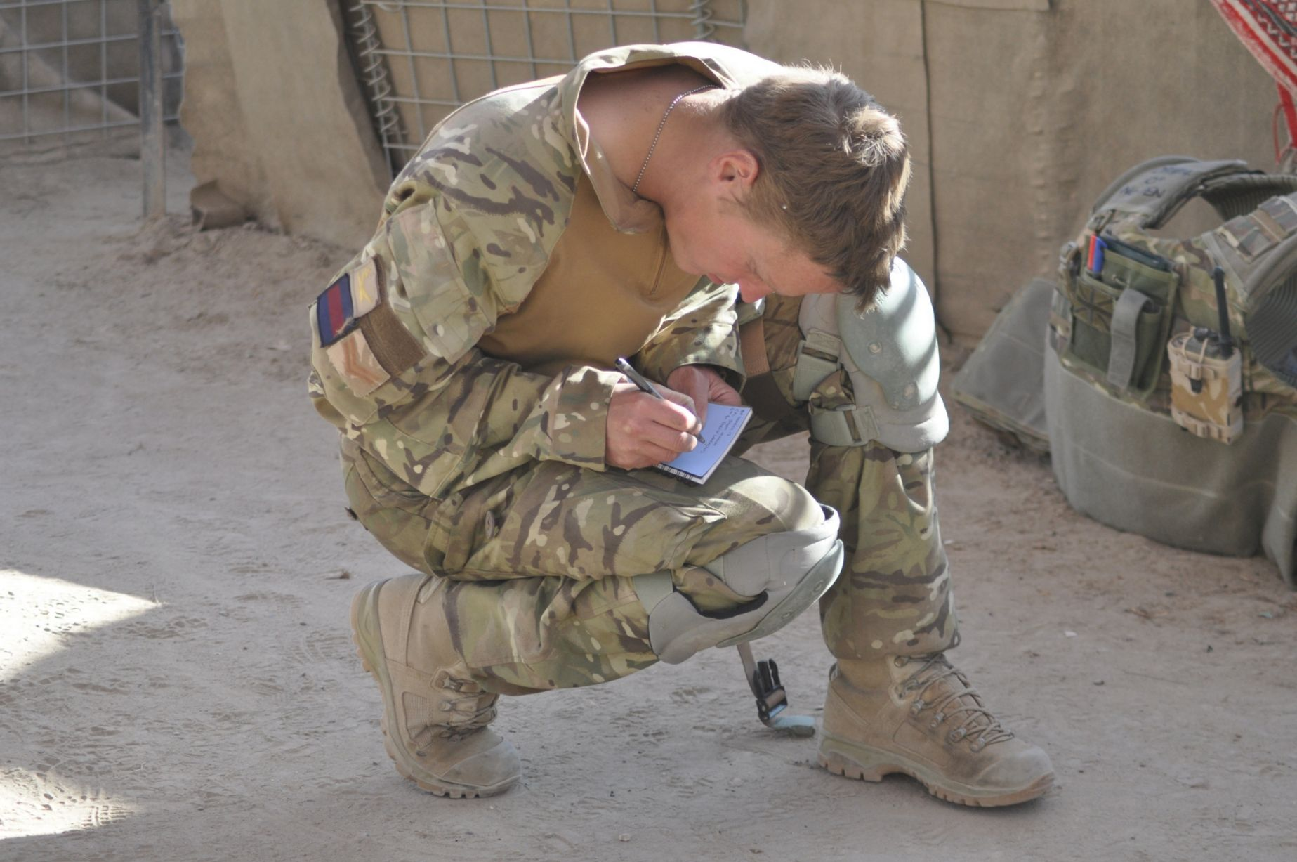 Write For The Army Leader