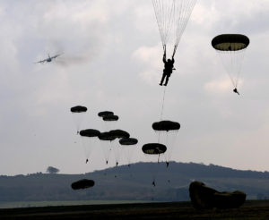 Para troopers drop in and subscribe to our content