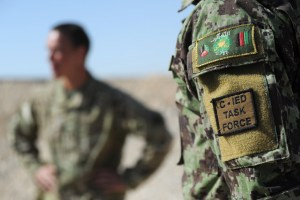 Trust between the ANA and their partner nations is critical