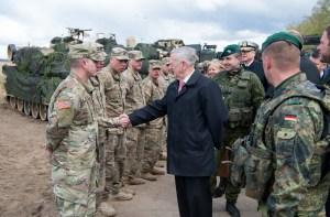 Mattis with allies, Mattis's Leadership Philosophy