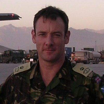 Des FitzGerald, author of the MODEX for Mission Command Article