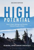 High Potential Leadership Derailment