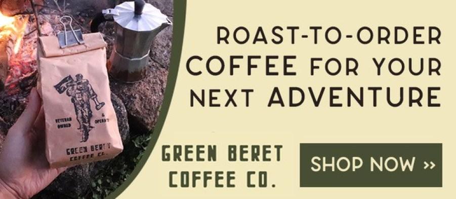 Green Beret Coffee