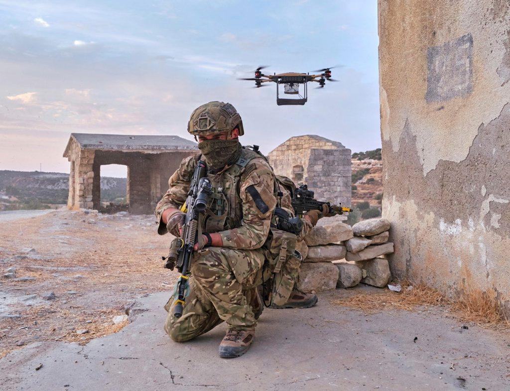 The Modern Regimental Sergeant Major RSM