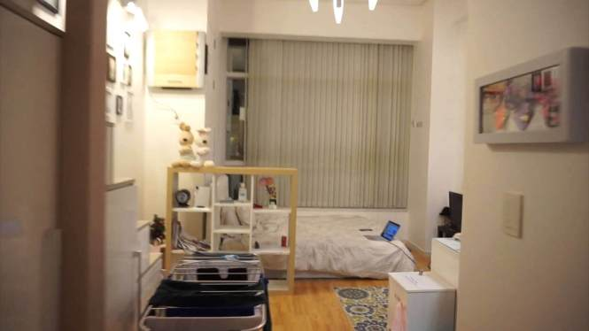 An Officetel Type Apartment In Korea