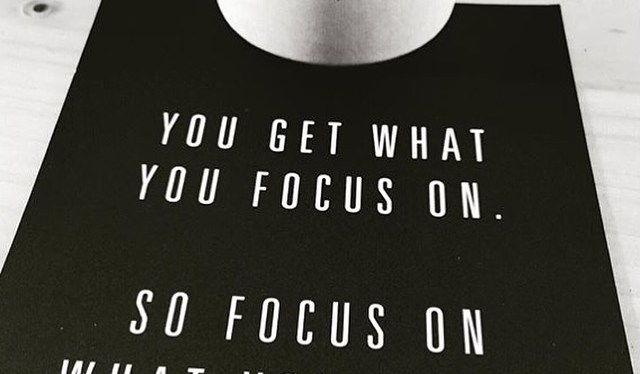 Jack Canfield – You Get What You Focus On