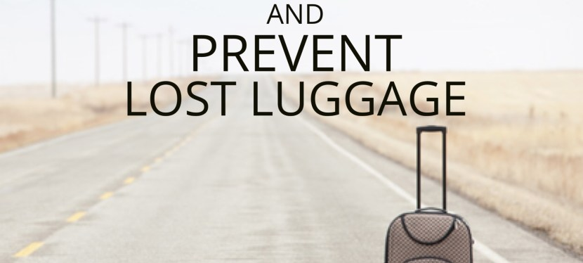 Preventing Lost Luggage