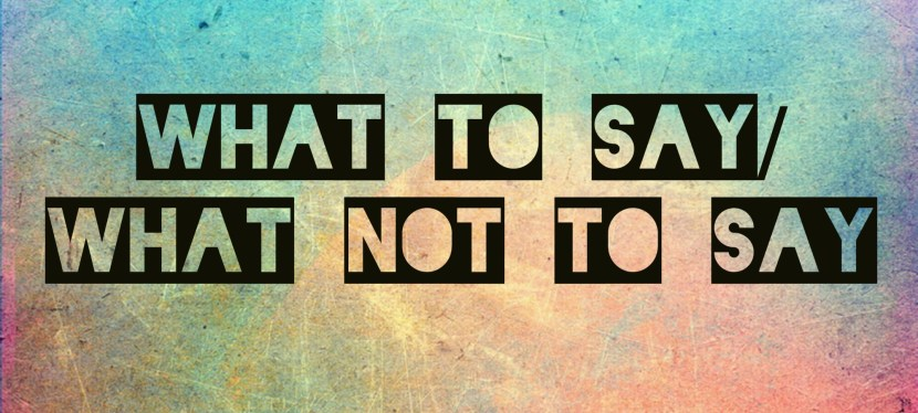 Arsenio's ESL Podcast: What To Say/Not To Say