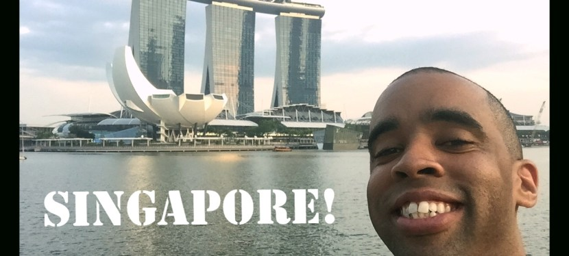 Traveling Pod: Episode 10 + Vlog – Marina Bay Sands & More