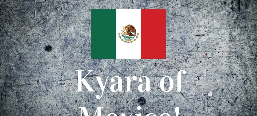 Arsenio's ESL Podcast: International Guest Speaker – Kyara of Mexico!