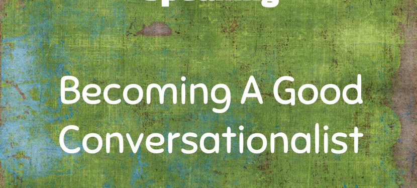 Arsenio's ESL Podcast: Season 3: Episode 16 – Speaking Skill – Becoming a Good Conversationalist
