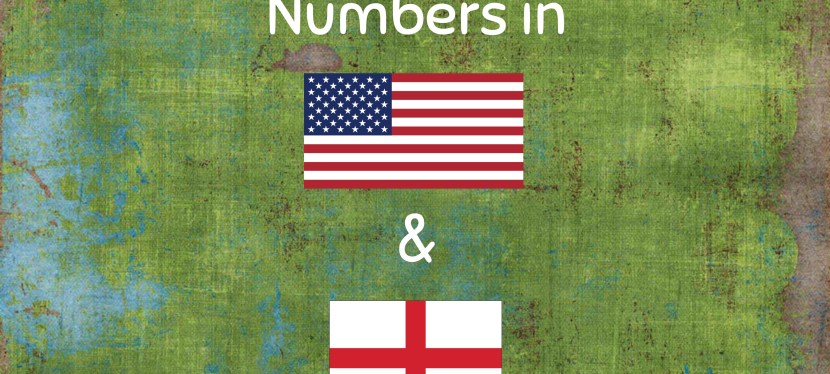 Arsenio's ESL Podcast: Season 3 – Pronunciation – Numbers in American/British English