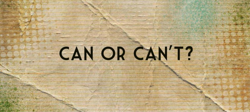 Arsenio's ESL Podcast: Season 4 – Episode 8 – Pronunciation – Can or Can't?