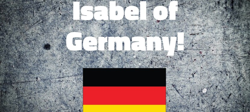 Arsenio's ESL Podcast: International Guest Speaker (Season 4) – Isabel of Germany