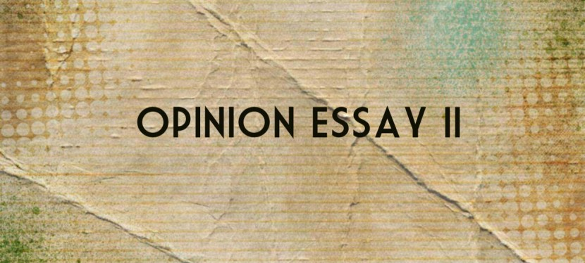 Arsenio's ESL Podcast: Season 4 – Episode 25 – Developing Writing – Opinion Essay II