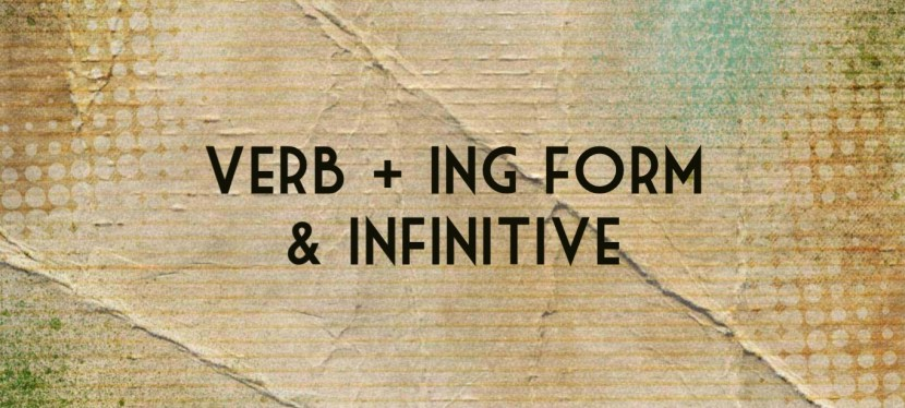 Arsenio's ESL Podcast: Season 4 – Episode 40 – Grammar – Verb + ing form & Infinitive