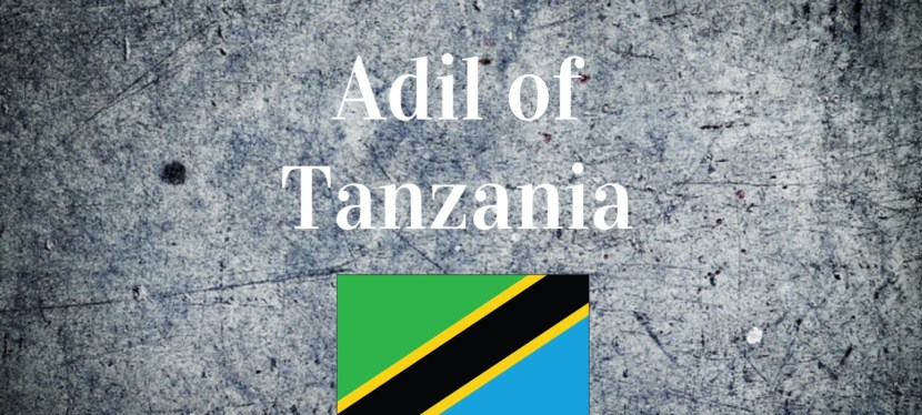 Arsenio's ESL Podcast: International Guest Speaker – Adil of Tanzania
