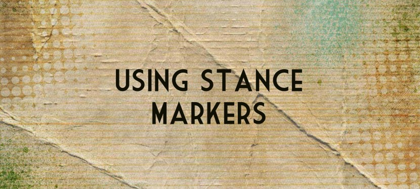 Arsenio's ESL Podcast: Season 4 – Episode 60 – Grammar – Using Stance Markers