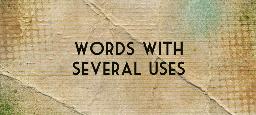 Arsenio's ESL Podcast: Season 4 – Episode 73 – Vocabulary Skill – Words with Several Uses