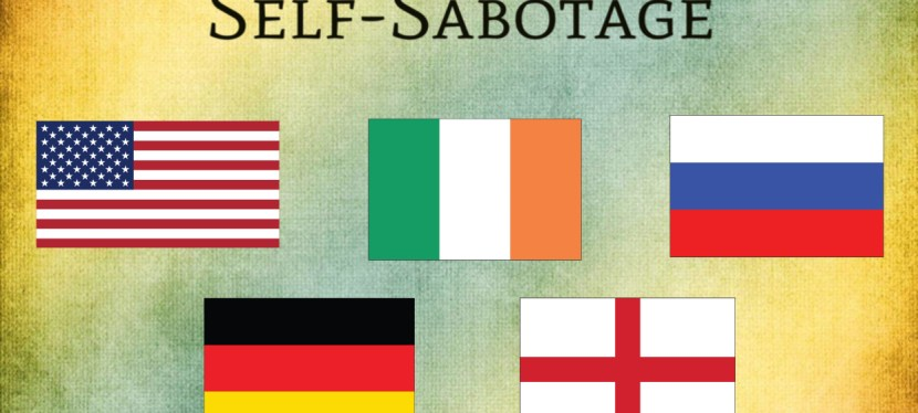 Arsenio's ESL Podcast: Mini-Series – Self-Sabotage – Five Speakers from Around The World
