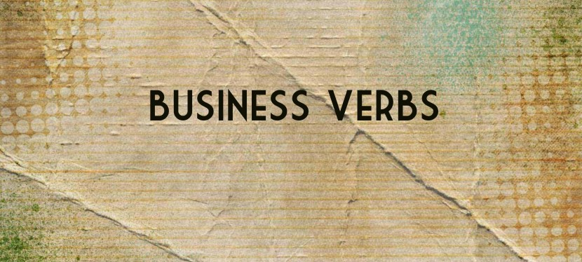 Arsenio's ESL Podcast: Season 4 – Episode 85 – Vocabulary Development – Business Verbs