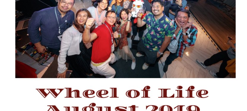 Wheel of Life: August 2019 – Stardom Begins!