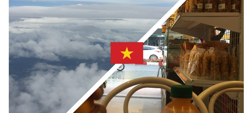 Traveling Blog: Episode 013 – Airport Chaos, Solid VietJetAir, & The Landing